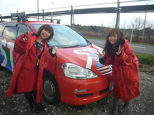STVラジオ ランランレポート IN S・D-76 北海道札幌北広島_a0196542_1821565.jpg