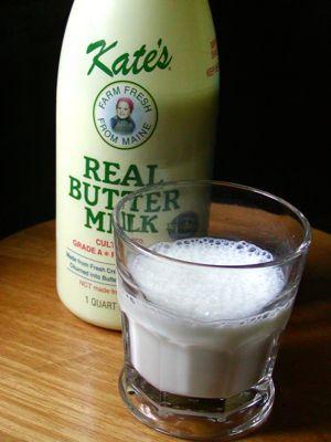 バターミルク : ニューイングラ...