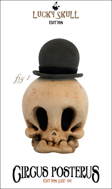 Lucky Skull by K. Olivas & B. Peters_e0118156_15128.jpg