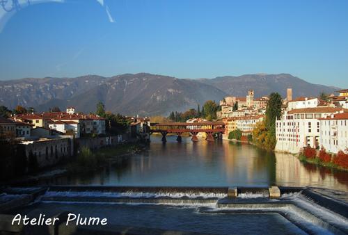 イタリアの旅   バッサーノ・デル・グラッパ 1_e0154202_1841098.jpg