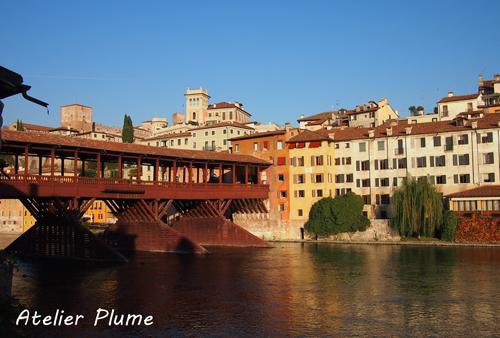 イタリアの旅   バッサーノ・デル・グラッパ 1_e0154202_1844203.jpg