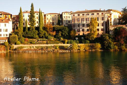 イタリアの旅   バッサーノ・デル・グラッパ 1_e0154202_18443040.jpg