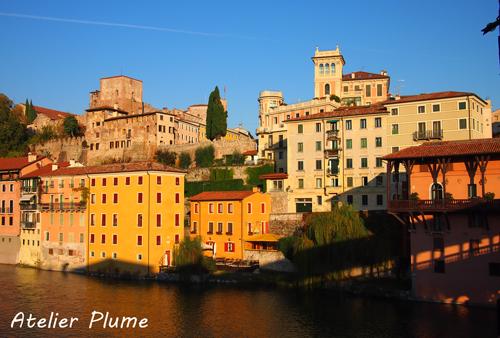 イタリアの旅   バッサーノ・デル・グラッパ 1_e0154202_18452739.jpg