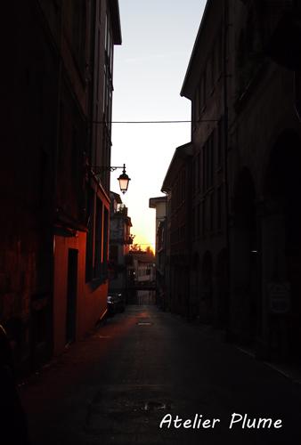 イタリアの旅   バッサーノ・デル・グラッパ 2_e0154202_1910274.jpg