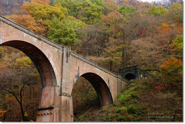 めがね橋 ・・・碓氷峠(うすい峠)の鉄道橋_f0179404_2246591.jpg