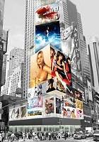 タイムズ・スクエアの超巨大スクリーンでシンデレラ城を再現?!_b0007805_1224923.jpg