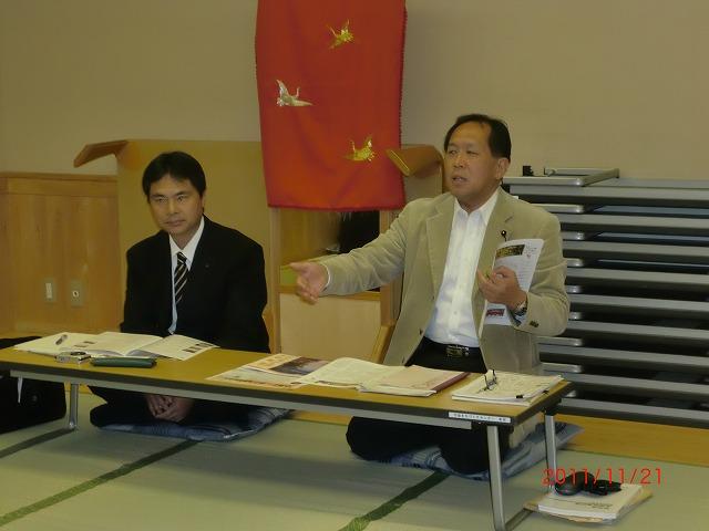 鈴木すみよし県議会議員の今泉地区県政報告会_f0141310_734728.jpg