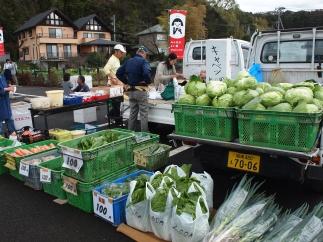 Myふぁ~むの収穫祭。_e0005411_19305114.jpg
