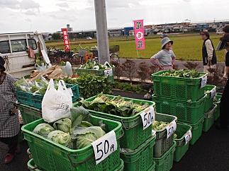 Myふぁ~むの収穫祭。_e0005411_19313970.jpg