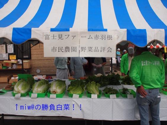 Myふぁ~むの収穫祭。_e0005411_19364238.jpg