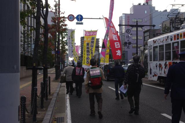 11月20日(日)表町商店街デモその2_d0155415_17143987.jpg