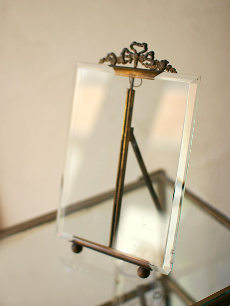French Glass photo frame_b0226846_16293774.jpg