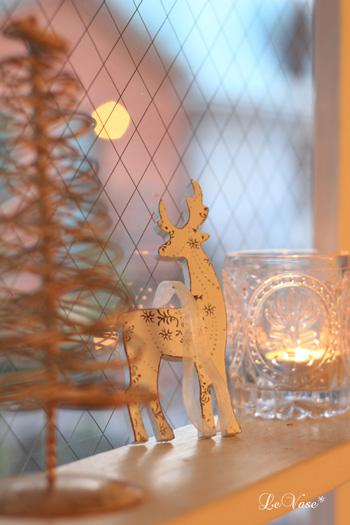 クリスマスレッスン中〜☆_e0158653_0281428.jpg