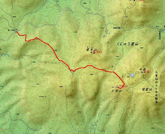 九州一人旅 ボルダリングとハイキング_d0007657_8144219.jpg