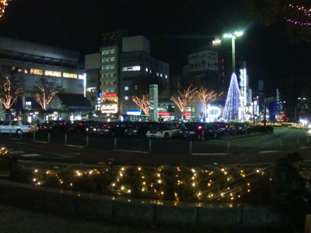 甲府の街に灯る、12万の光の粒_b0151362_0461486.jpg