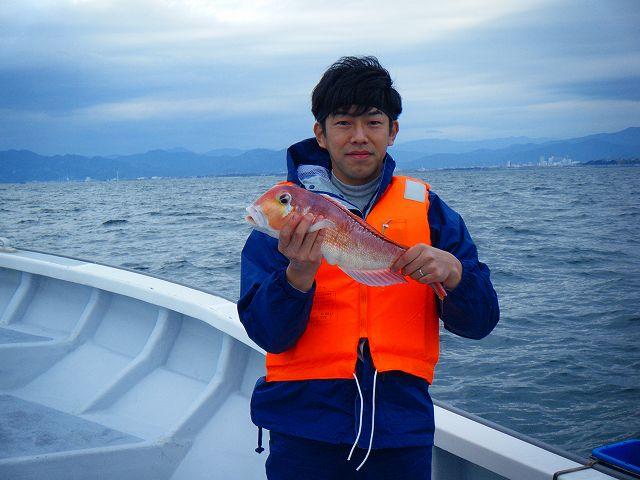 三保沖 カワハギ釣り_c0176183_20222636.jpg