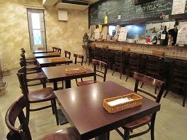 Convivio / キッシュの美味しいイタリアンレストラン_e0209787_1323435.jpg
