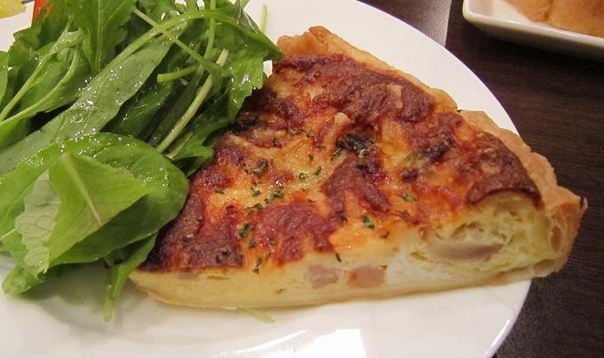 Convivio / キッシュの美味しいイタリアンレストラン_e0209787_14503195.jpg