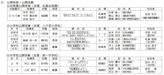 第54回熊本県図画工作・美術教育研究大会_c0052304_22433284.jpg