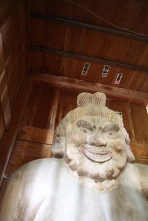 小国の真福寺の木喰・仁王像(阿形・吽形)と長谷川邸も見学・・・・_d0178825_0252212.jpg