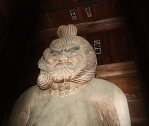 小国の真福寺の木喰・仁王像(阿形・吽形)と長谷川邸も見学・・・・_d0178825_0261265.jpg