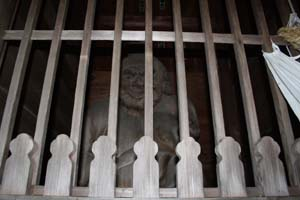 小国の真福寺の木喰・仁王像(阿形・吽形)と長谷川邸も見学・・・・_d0178825_0484449.jpg