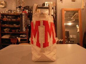 """Der SAMMLER solo × TheThreeRobbers COAL BAG L MAGIC POCKET\""ってこんなこと。_c0140560_12475497.jpg"