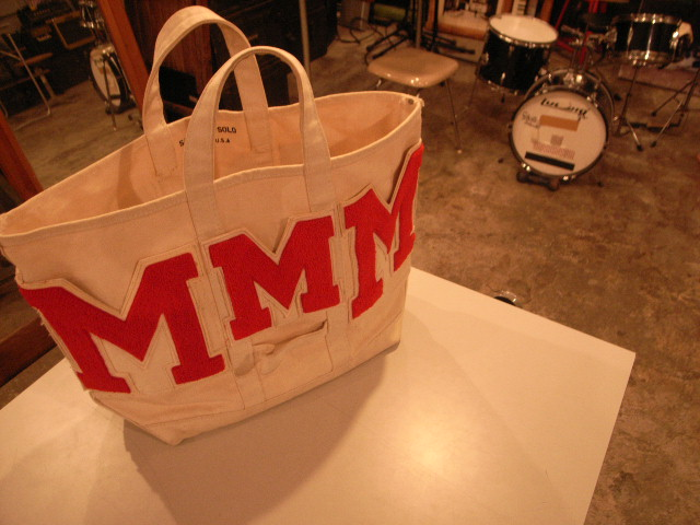 """Der SAMMLER solo × TheThreeRobbers COAL BAG L MAGIC POCKET\""ってこんなこと。_c0140560_1247963.jpg"