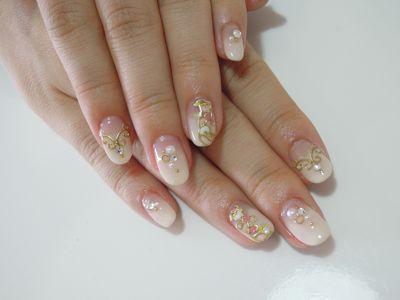 Bridal Nail_a0239065_15353645.jpg