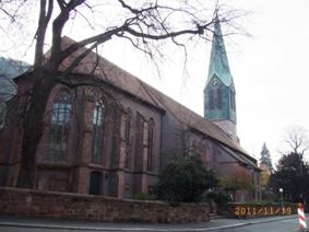 Heidelberg ハイデルベルク街歩き_e0195766_2364241.jpg