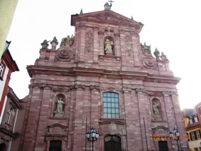 Heidelberg ハイデルベルク街歩き_e0195766_2365922.jpg