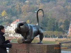 Heidelberg ハイデルベルク街歩き_e0195766_2394350.jpg