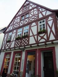 Heidelberg ハイデルベルク街歩き_e0195766_2401712.jpg