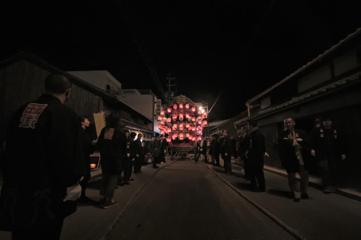 上野天神祭り_f0021869_23454531.jpg