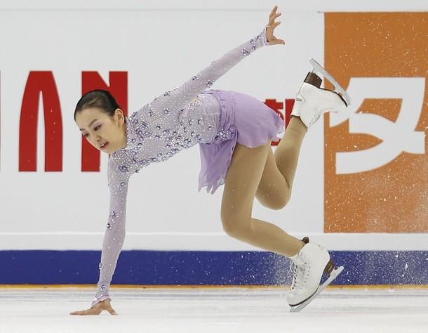 浅田真央選手が優勝、レオノワ選手とともにグランプリファイナル出場を決める -2011年ロシア杯_b0038294_21555430.jpg