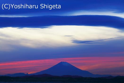 ~霊峰富士~_c0152400_1914260.jpg