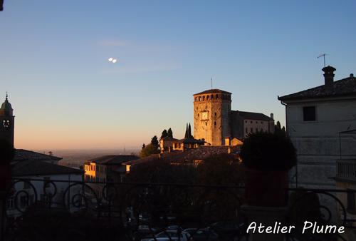イタリアの旅  ヴェネト州の小さな町アーゾロへ_e0154202_1858112.jpg
