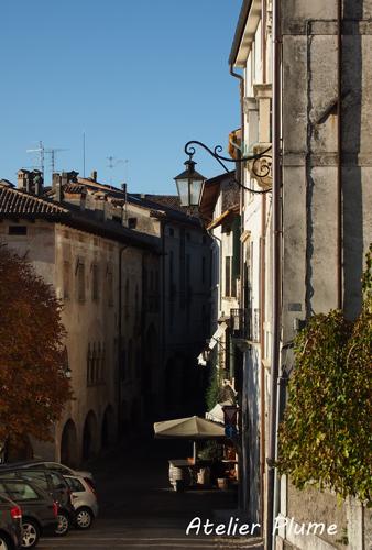 イタリアの旅  ヴェネト州の小さな町アーゾロへ_e0154202_1901672.jpg