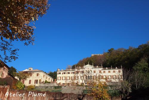 イタリアの旅  ヴェネト州の小さな町アーゾロへ_e0154202_1963970.jpg