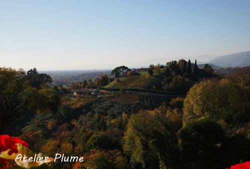 イタリアの旅  ヴェネト州の小さな町アーゾロへ_e0154202_1975599.jpg
