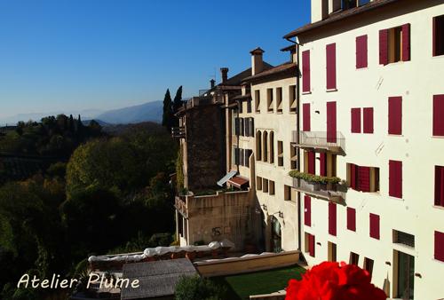 イタリアの旅  ヴェネト州の小さな町アーゾロへ_e0154202_1981149.jpg