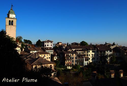 イタリアの旅  ヴェネト州の小さな町アーゾロへ_e0154202_1983837.jpg