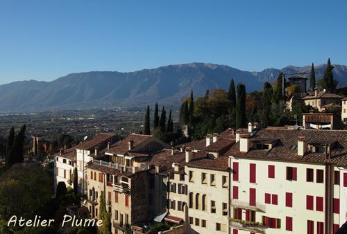 イタリアの旅  ヴェネト州の小さな町アーゾロへ_e0154202_1985620.jpg