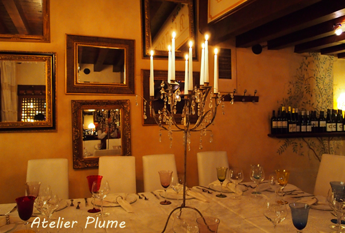 イタリアの旅  アーゾロの美しいビストロ_e0154202_23354451.jpg