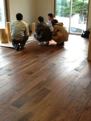 奈良の家 完成見学会  ダイシンビルド&芝田工務店_c0124828_17544439.jpg
