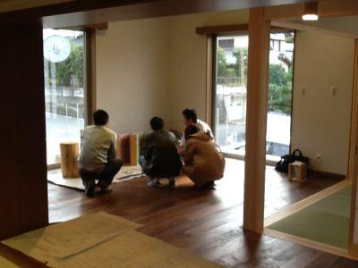 奈良の家 完成見学会  ダイシンビルド&芝田工務店_c0124828_17544459.jpg