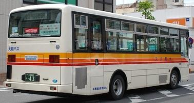 大和観光自動車 いすゞKK-LR333J1 +IBUS_e0030537_23305843.jpg