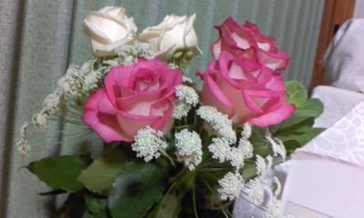 赤と白の薔薇_b0217741_10272165.jpg