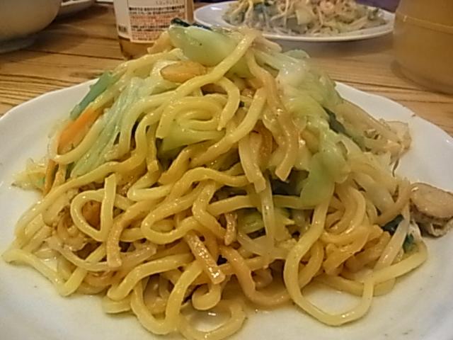 11月26日(土) これが 博多の皿うどんのひとつ_d0082944_2312570.jpg
