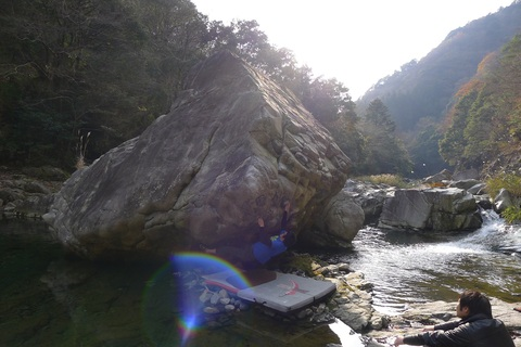 ボルダリング、戸河内(広島)_d0007657_185824.jpg